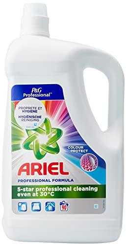 Ariel Professional - Detergente líquido para ropa de color - 4,95 litros
