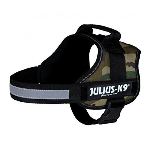 Julius-K9 Powerharness, Size: 0, Camouflage (162M0)