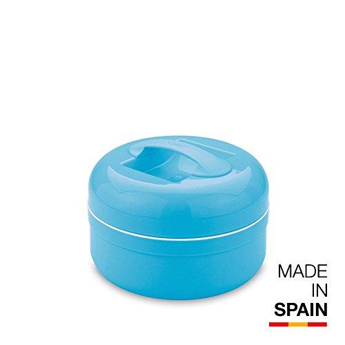 Valira Fiambrera de 1,5 L Hecha En España, Azul, 1.5 L