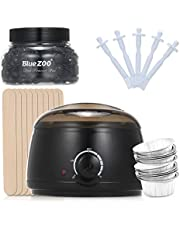 Wax Warmer Hair Removal Kit Wax Heater Wax Bean Depilatory Machine for Arm Leg Back
