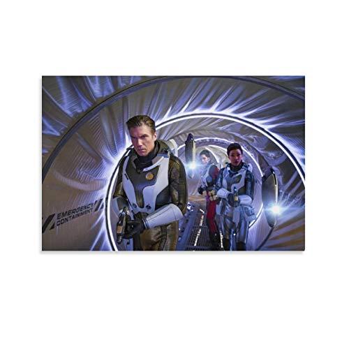 GANGPAO Star Trek Discovery TV Plakat Poster 2 Leinwanddruck Kunstwerk Wandkunst Dekor Poster für moderne Wohnungen, Büro, Schlafzimmer