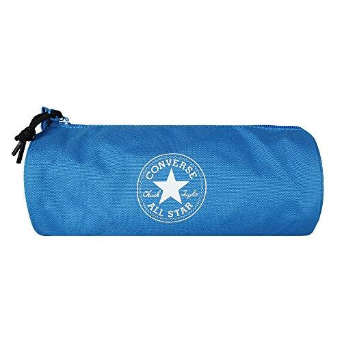 Converse Spring Summer Collection Estuches, 19 cm, 0.8 litros, Azul Marino
