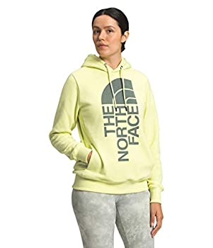 The North Face Women s Trivert Pullover Hoodie Pale Lime Yellow S