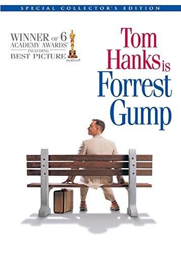 Forrest Gump -  DVD, Rated PG-13, Steve Starkey