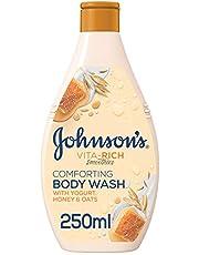 JOHNSON'S, Body Wash, Vita-Rich, Smoothies, Comforting