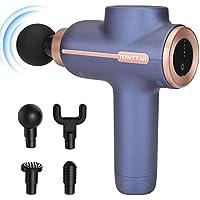TOWTTAR Deep Tissue Percussion Muscle Massager Gun