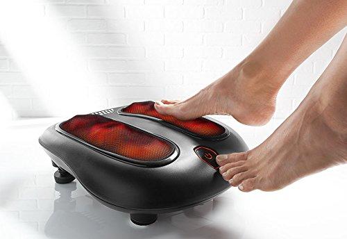 Sharper Image Shiatsu Foot Massager