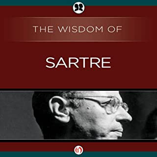 Wisdom of Sartre cover art