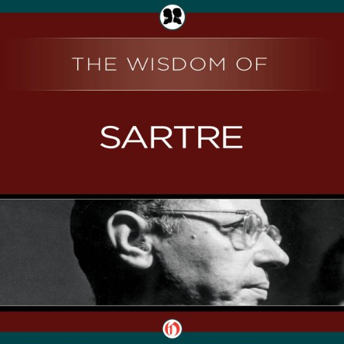Couverture de Wisdom of Sartre
