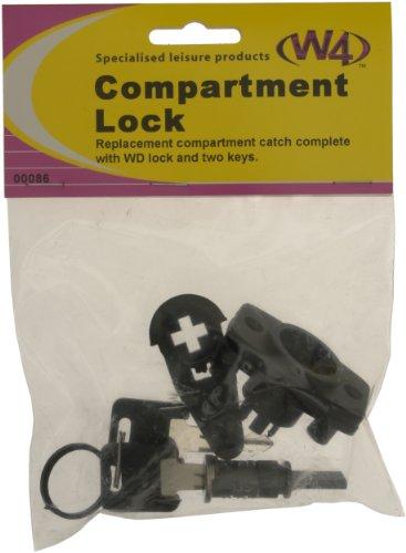 W4 00086 Compartment Lock
