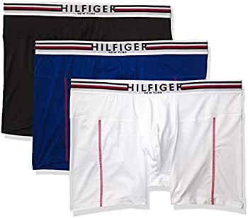 3-Pack Tommy Hilfiger Men's Everyday Micro Multipack Boxer Briefs