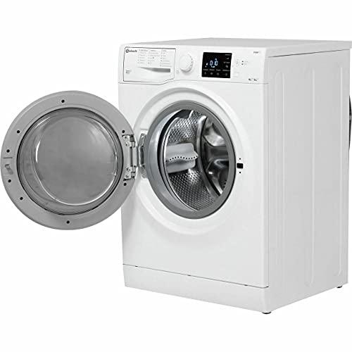 Bauknecht WD AO 8514 N Waschtrockner - 8 kg Waschen / 5 kg Trocknen - Dampf-Funktion, Weiß, 1400 U/Min