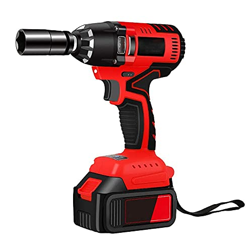 Diossad craftsman drillCleaElectric Shock, Electric Impact Wrench (Lithium Battery, 880Nm / Brushless / 2-Speed,) with Accessories Include Tool Bag,Wheel Bolts