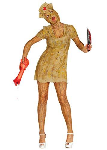 Magic Box Int. Silent Hill Stil Zombie Krankenschwester Kostüm Medium (UK 10-12)