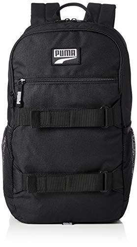 PUMA Unisex Adults Deck Backpack Black, One Size