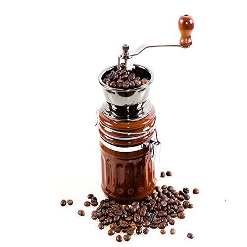 Klassieke Handbediende Koffiezetter, Handmatige Koffiemolen Voor Huishoudelijk Gebruik, Keramische Potkoffie Is Gemakkelijk Schoon Te Maken, Onvermijdelijke Keuze Van Het Gezin