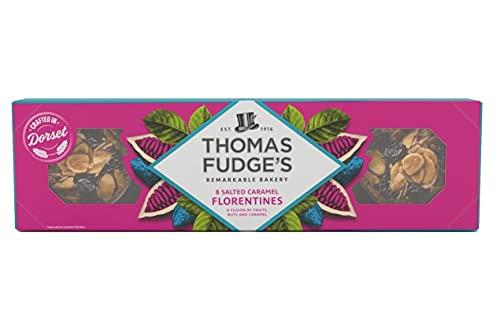 Florentines Caramel Salé De Fudge 8 Par Paquet