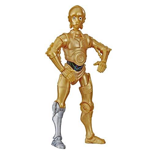 Star Wars-C3PO Figura de acción Episodio 9 C3PO (Hasbro E3813EL2)