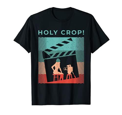 Disfraz de cineasta para director de cine o editor de cine Camiseta
