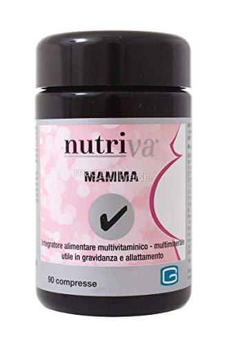 Cabassi & Giuriati Nutriva Mamma 90 Compresse