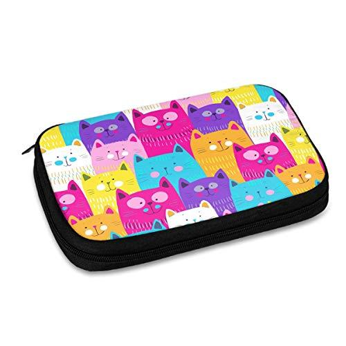 Coloful Cats Electronic Organizer C…