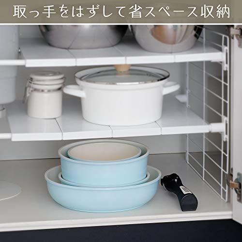 IRISOHYAMA(アイリスオーヤマ)『KITCHENCHEFセラミックカラーパン14点セット(H-CC-SE14P)』