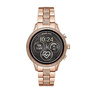 Michael Kors Damen-Smartwatch mit Edelstahl Armband MKT5052 (B07GZMSH3Y) | Amazon price tracker / tracking, Amazon price history charts, Amazon price watches, Amazon price drop alerts