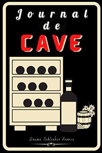 Cave de Vins: Adapté aux Caves Réfrigérées de 8 bouteilles et plus, Gérer votre cave de vin de vieillissement, de conservation ou de service, 100 ... | cadeau pour amateur de vin, fête des père