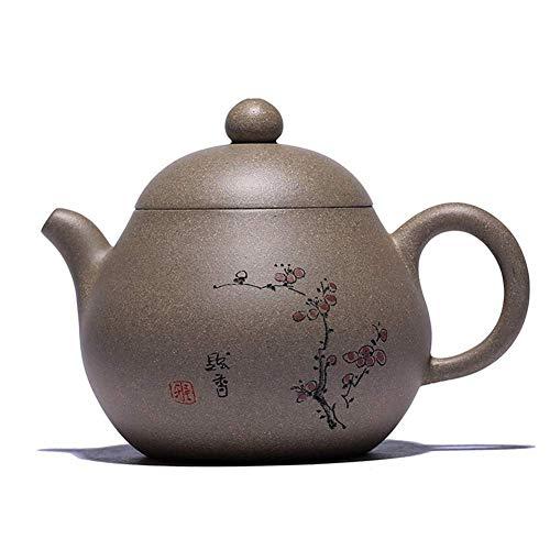 HYY-YY Wang Groene theepot high-Grade erts Segment Potter Handgemaakte Gift Jun De Tea