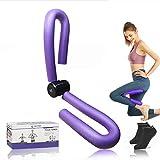IVIM Thigh Toner & Butt, Leg, Arm Toner Thigh Trimmer Leg Exerciser Thigh Master Home Gym Equipment...