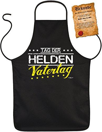 Perfect geschenk voor vaderdag barbecueschort Vaderdag Vaderdag Papa Dad Paps geschenk Grill schort verjaardag - dag van de helden