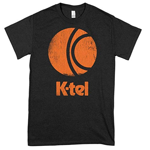 K-Tel - As Seen On Tv Classic Guys Unisex Tee Vintage Graphic Tees For Women Retro - Family Shirt - Cooling Shirt