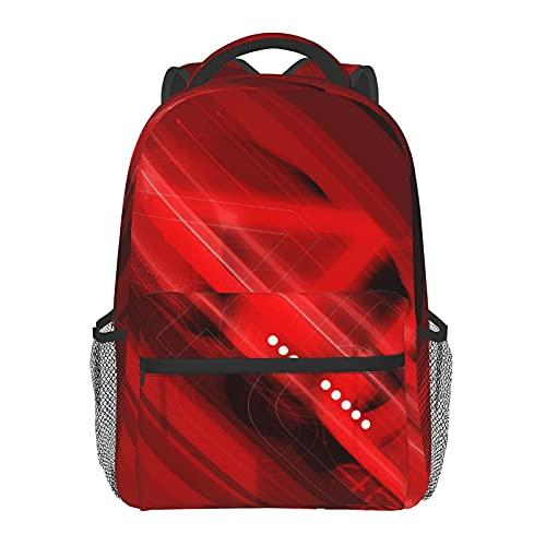 Pericoloso Zaino Tecnologico Spazio Grande Capacità Sacchetto di Scuola Laptop Zaino Portatile Per Viaggi Ufficio Shopping