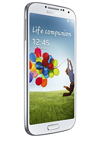 SAMSUNG Galaxy S4 GT-I9505 White Frost Smartphone (ohne SIM-Lock, ohne Branding) - EU Ware
