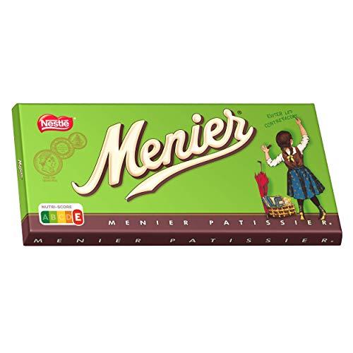 Nestlé Chocolat Menier Patissier Chocolat Noir à pâtisser - tablette de 200g