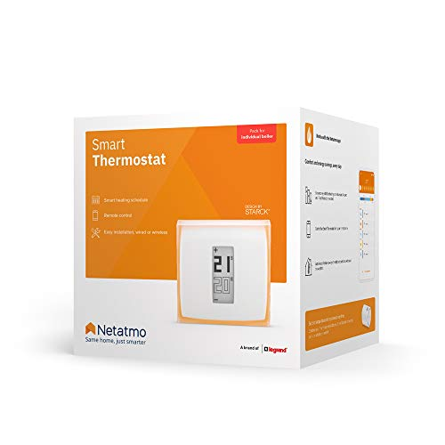 Netatmo Smart Thermostat NTH01-DE-EC