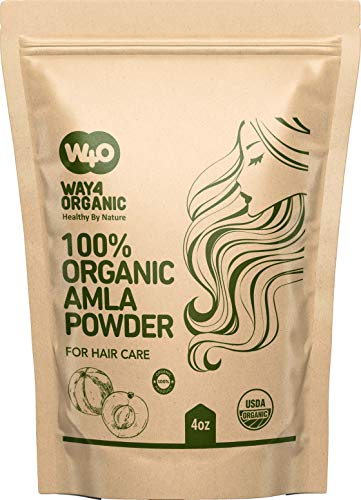 Amla Powder for Hair Growth Organic…
