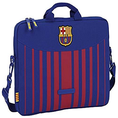 Safta Funda F.C. Barcelona 17/18 Oficial Para Portátil