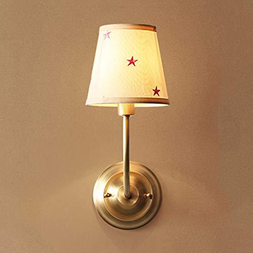 Lámpara de Pared Lámparas minimalistas modernas Habitación infantil Pared de noche Pared de cama Luz de pared Sconence Iluminación Lámparas para el dormitorio Sala de estar Comedor Estudio Aplique de