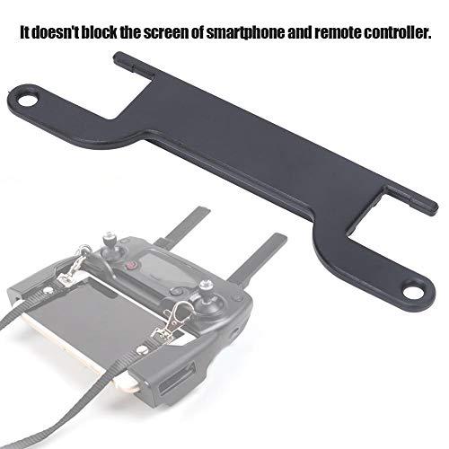 RC Drone Umhängeband, Fernbedienung Quadcopter Halterung Dual Hook Umhängeband Kompatibel mit DJI Mavic Drone(schwarz )