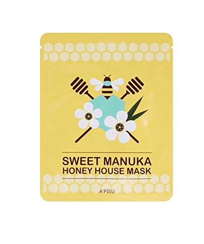 APIEU Sweet Manuka Honey House Mask Manuka Honig Gesichtsmaske 1 Stück