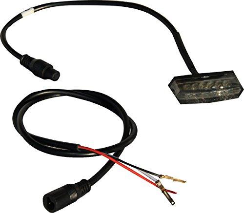 Mini LED Rücklicht - 48V Ersatzteil für Elektro Scooter E-Prüfzeichen Bremslicht