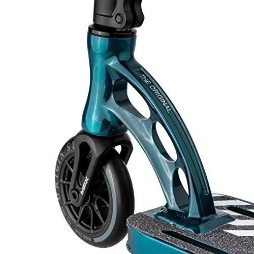 blau MADD MGP Gear VX Original Team Freestyle Stunt Scooter Roller Kickscooter Tretroller Stuntscooter