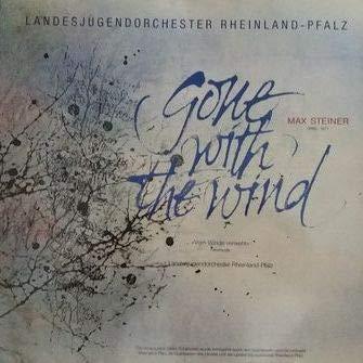 Landesjugendorchester Rheinland-Pfalz , Max Steiner , Giacomo Puccini - Gone With The Wind/ Vom Winde verweht/ Ausschnitte aus der Oper Madame Butterfly - RHR - 89072003