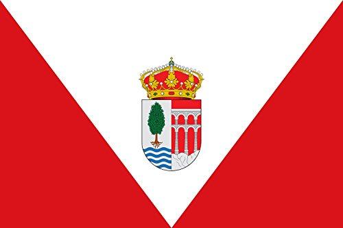 magFlags Bandera Large Municipio de Alameda del Valle Comunidad de Madrid   Bandera Paisaje   1.35m²   90x150cm