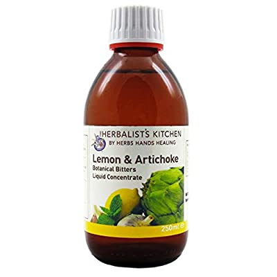 Lemon & Artichoke Concentrate from Herbs Hands Healing