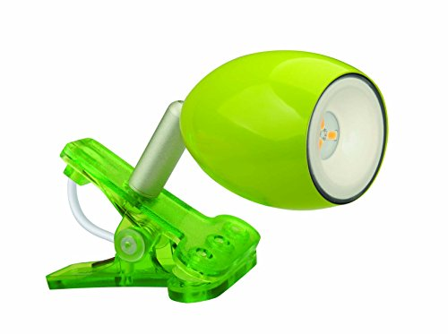 jedi Lighting LED Araled Clip 100 lm, grün
