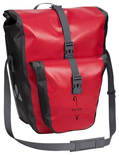 VAUDE Aqua Back Plus Hinterradtaschen (rot SE, Einheitsgröße)