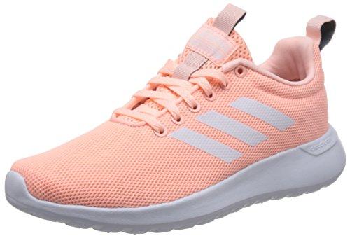 adidas Lite Racer CLN, Zapatillas de Deporte Mujer, Naranja (Narcla/Ftwbla/Onix 0), 36 2/3 EU