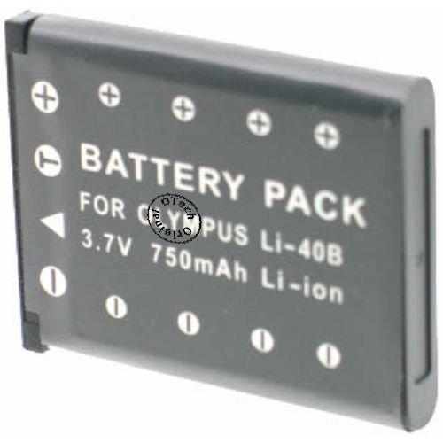 Otech bateria Compatible para Olympus U700